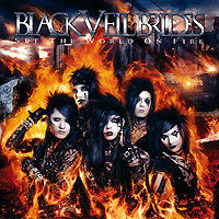 Black Veil Brides Black Veil Brides. Set The World On Fire for amazon 2017 new kindle fire hd 8 armor shockproof hybrid heavy duty protective stand cover case for kindle fire hd8 2017