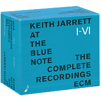 Keith Jarrett. At The Blue Note. The Complete Recordings (6 CD)