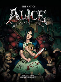 The Art of Alice: Madness Returns c s lewis the horse and his boy