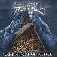 Anvil Anvil. Juggernaut Of Justice restorative justice for juveniles