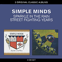 Simple Minds Simple Minds. Sparkle In The Rain / Street Fighting Years (2 CD) simple minds simple minds sparkle in the rain 4 cd dvd