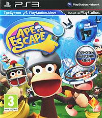 Ape Escape (только для PS Move) (PS3) проводной игровой контроллер frag fx v2 se для sony playstation 3 черный