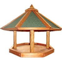Кормушка для птиц, выполненная из дерева, представляет собой небольшой подвесной домик. Такая кормушка будет отлично смотреться в вашем саду.   Уважаемые клиенты! Товар поставляется в разобранном виде. Характеристики:  Материал: дерево. Размер кормушки: 43,7 см х 43,7 см х 39,5 см. Размер упаковки: 32 см х 35 см х 12 см. Производитель: Китай. Артикул:  BHW1017.