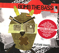 Bomb The Bass Bomb The Bass. Future Chaos (2 CD) худи print bar the bomb