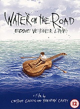 Water On The Road: Eddie Vedder Live death on the road live cd