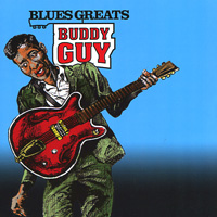 Buddy Guy. Blues Greats