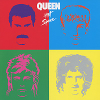 Queen Queen. Hot Space genco queen