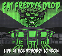 Fat Freddy's Drop Fat Freddy's Drop. Live At Roundhouse London faux pearl tassel drop earrings