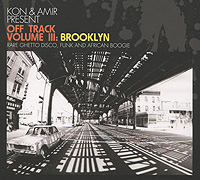 Kon & Amir Present: Off Track Volume III - Brooklyn (2 CD)