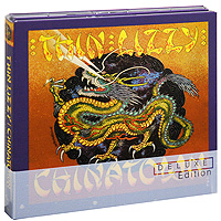 Thin Lizzy Thin Lizzy. Chinatown. Deluxe Edition (2 CD) zenfone 2 deluxe special edition