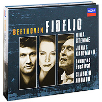 Arnold Schoenberg Chorus,Mahler Chamber Orchestra,Lucerne Festival Orchestra,Клаудио Аббадо Claudio Abbado. Beethoven. Fidelio (2 CD) don juan