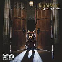 Канье Уэст Kanye West. Late Registration registration