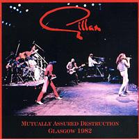 Иэн Гиллан Gillan. Mutually Assured Destruction - Glasgow 1982 boyzone glasgow