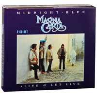 Magna Carta Magna Carta. Midnight Blue / Live & Let Live (2 CD) midnight delight new extended version cd