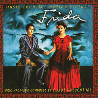 Zakazat.ru Frida. Music From The Motion Picture (ECD)