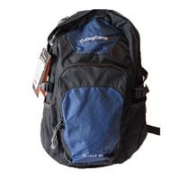 Рюкзак городской KingCamp Orchid 20L, цвет: синий, черный рюкзак городской kingcamp royals 30l цвет черный