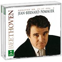Жан Бернард Пуммьер Jean-Bernard Pommier. Beethoven. Sonaten Nr. 21-27 (2 CD) покрывало на кресло les gobelins atlantique 50 х 120 см
