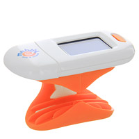 Термометр Mebby Mothers Touch, цифровой92221Mebby Mothers Touch - термометр с тремя сенсорами, быстрое и удобное измерение температуры, просто прикосновение матери.Он прост в использовании и имитирует традиционный жест матери, измеряет температуру тела всего за 6 секунд.После завершения измерения раздается звуковой сигнал.Термометр использует новый запатентованный датчик, который вычисляет точную скорость, с которой тепло передается от кровеносных сосудов на поверхность кожи, что дает чрезвычайно точную и надежную температуру тела. Характеристики: Материал: пластик, металл. Размер термометра: 6 см х 3 см х 3,5 см. Термометр работает от батарейки типа CR2032 3V (входит в комплект). Фирма Medel была основана в Парме в 1966 году. Она начала свою деятельность в области ингаляции с разработки аэрозольных терапевтических систем. Сегодня Medel гордится своими технологическими инновациями и решениями, которые получили мировые патенты. Благодаря профессионализму на протяжении многих лет, Medel стала лидером в области медицины. Развитие технологий Medel делает проще жизнь миллионов людей во всем мире. Торговая марка Mebby - инновационная линия, посвященная новорожденным и их матерям, где любовь и наука сливаются, чтобы гарантировать безопасность и эффективность.