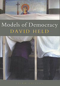 Models of Democracy strict democracy burning the bridges in politics