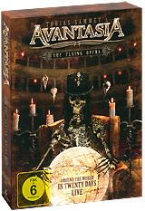 все цены на Avantasia: The Flying Opera (2 DVD + 2 CD)