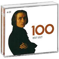 100 Best Liszt (6 CD) музыка cd dvd dsd 1cd