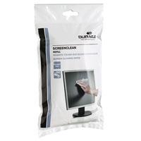 Влажные чистящие салфетки для мониторов Superclean, сменный блок, 100 шт5737-02Сменный блок чистящих салфеток с антистатическим эффектом Superclean в герметичной упаковке, предназначены для эффективной и бережной очистки мониторов, экранных фильтров, экранов ноутбуков и телевизоров, а также стекол экспонирования копиров и сканеров. Не оставляют ворсинок и следов.Характеристики: Размер упаковки: 12,5 см х 22,5 см х 2 см. 100 салфеток.