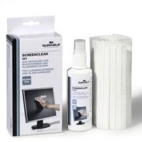 Набор  Superclean Set  для очистки мониторов и стеклянных поверхностей - Чистящие средства