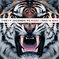 30 Seconds To Mars. This Is War (2 LP + CD)