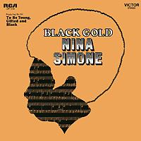Эмиль Латимер Nina Simone. Black Gold (LP) electric guitar hot sale lp custom solid black gold parts ebony fingerboard free shipping