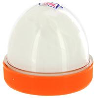 Жвачка для рук  ТМ HandGum , цвет: оранжевый, светящаяся в темноте, 70 г - Развлекательные игрушки