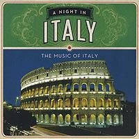 A Night In Italy sony cp v3