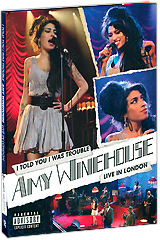Amy Winehouse: I Told You I Was Trouble. Live In London amy winehouse i told you i was trouble live in london blu ray