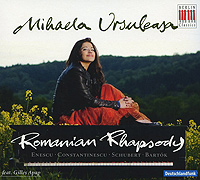 Mihaela Ursuleasa. Romanian Rhapsody