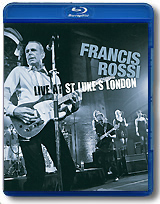 Francis Rossi: Live From St. Luke's London (Blu-ray) europe live at shepherd s bush london blu ray