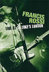 Francis Rossi: Live From St. Luke's London francis rossi live from st luke s london blu ray