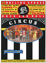 The Rolling Stones - Rock And Roll Circus muscle good thorn ball suit whole body relax motion massage rolling wheel