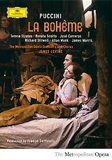 Puccini, James Levine: La Boheme анна нетребко the metropolitan opera orchestra and chorus anna netrebko live at the metropolitan opera