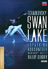 Tchaikovsky: Swan Lake rieu andre magic of the waltz