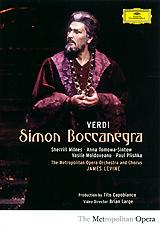 Verdi, James Levine: Simon Boccanegra wagner james levine das rheingold