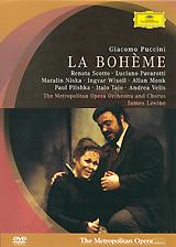 Puccini, James Levine: La Boheme bizet carmen levine baltsa carreras metropolitan opera