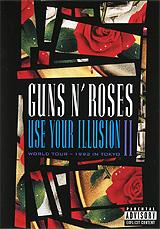 Guns N' Roses: Use Your Illusion II: World Tour 1992 In Tokyo guns n roses use your illusion ii 2 lp