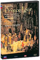 Borodin, Valery Gergiev: Prince Igor (2 DVD) mikhail moskvin 1067a3l4