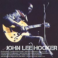 John Lee Hooker. Icon