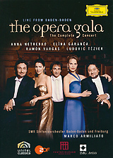 The Opera Gala: Live From Baden-Baden sere