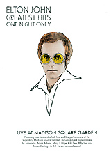 Elton John: One Night Only - Greatest Hits элтон джон elton john goodbye yellow brick road 4 cd dvd