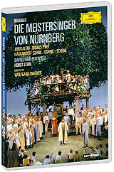 Фото Wagner, Horst Stein: Die Meistersinger Von Nurnberg (2 DVD). Покупайте с доставкой по России