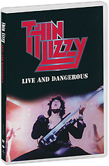 Thin Lizzy: Live & Dangerous (DVD + CD) word formation processes in edo