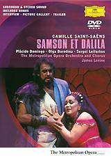 Saint-Saens, James Levine: Samson Et Dalila wagner james levine das rheingold