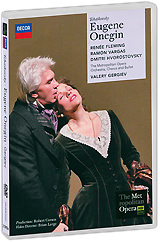 Tchaikovsky, Valery Gergiev: Eugene Onegin (2 DVD) alexander fleming – the man