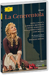 Rossini, Maurizio Benini: La Cenerentola (2 DVD) the lost christmas gift